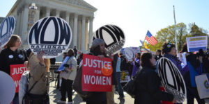 Justice for Women Photo