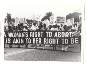 A Woman's Right To Abortion