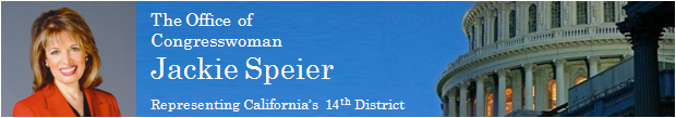 The Office of Congresswoman Jackie Speier, Representing California's 14th District